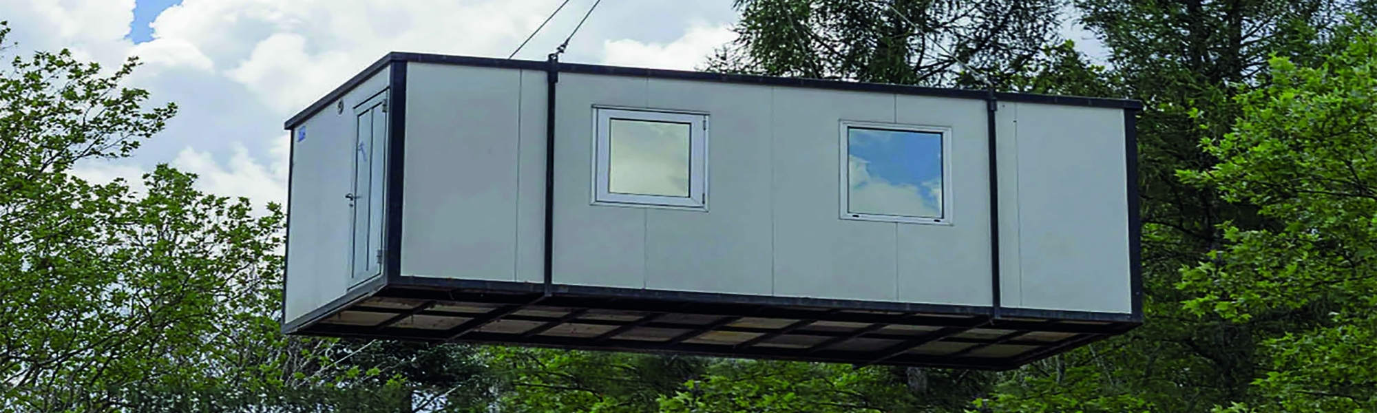 Modular & Portable Buildings Range