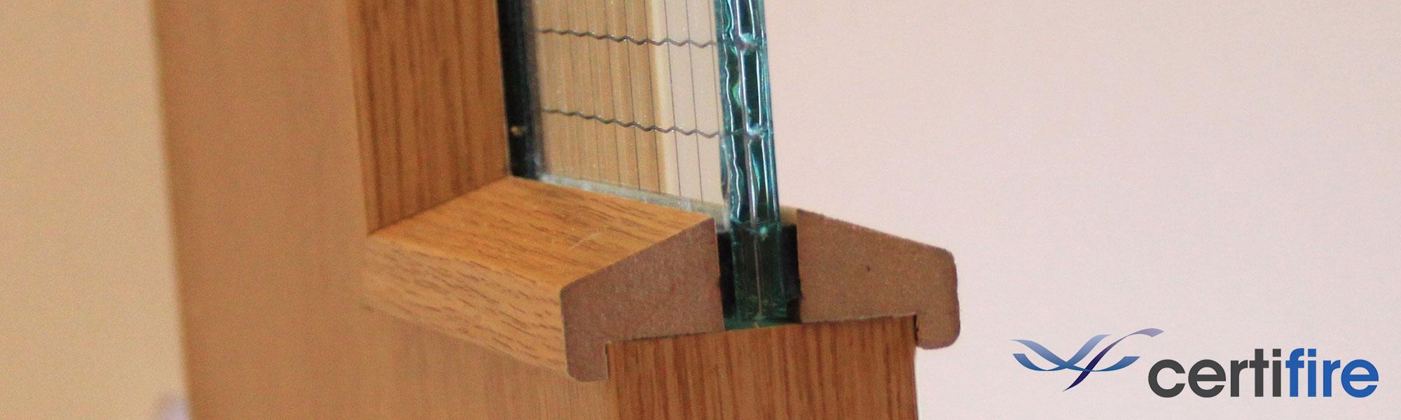 Morland QuickFix™ FD30 Glazing Bead