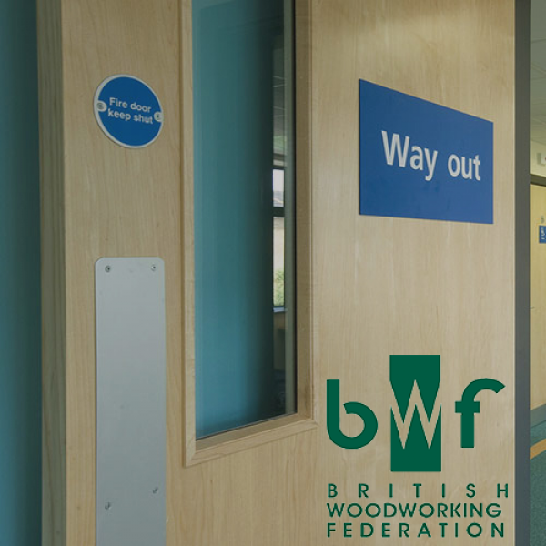 Morland FD30 Fire Doors Shortlisted for BWF Product Design in Wood Award