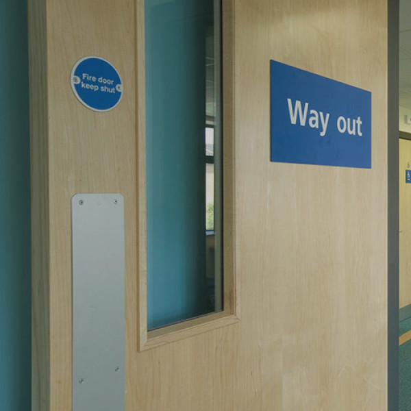 Globally Competitive Fire Doors From Morland