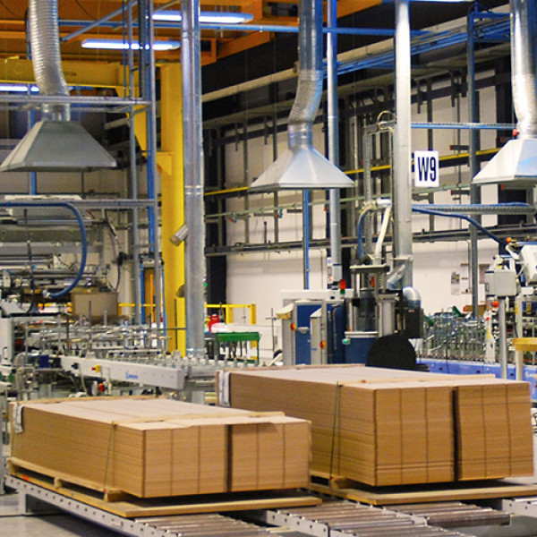 Supporting Lean Manufacturing