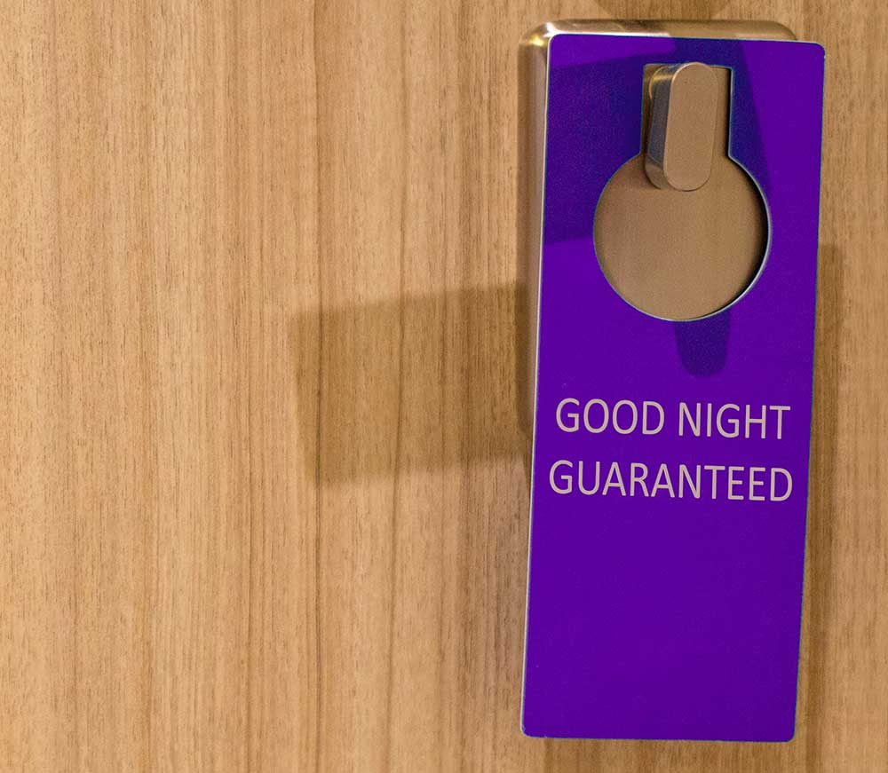 Morland Good Night Guaranteed Doors